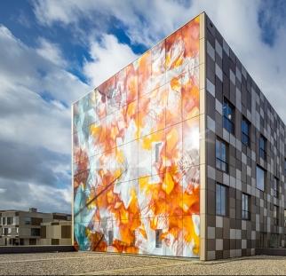 Atelier Pro - Ezinge School - Holland. Photo by Maarten Noordijk